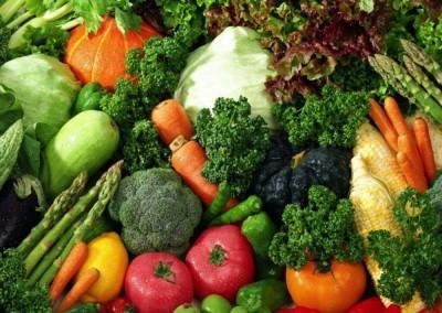 Zelenina od nás